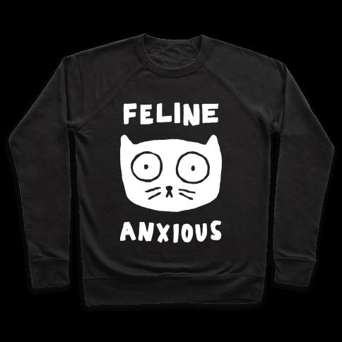 Feline Anxious Pullover
