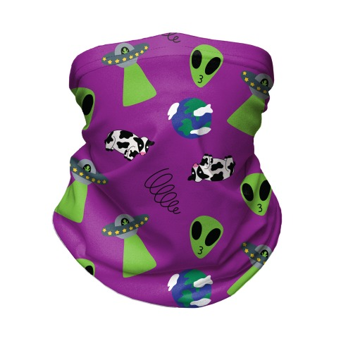 Udder Abduction Neck Gaiter