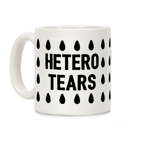 Hetero Tears Coffee Mug