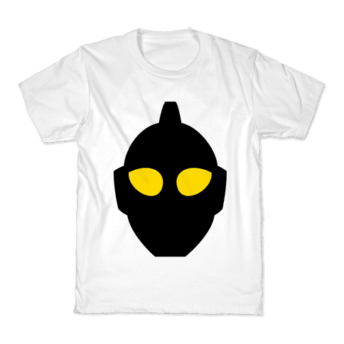 The Ultraman Head Kids T-Shirt