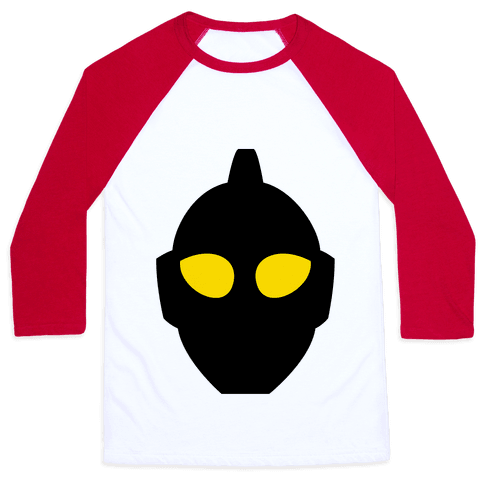 The Ultraman Head Baseball Tee