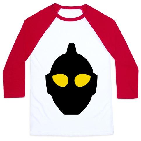 The Ultraman Head Baseball Tee