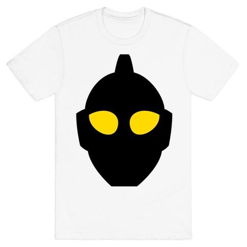 The Ultraman Head T-Shirt
