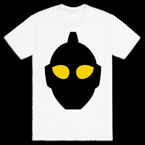 The Ultraman Head Mens T-Shirt