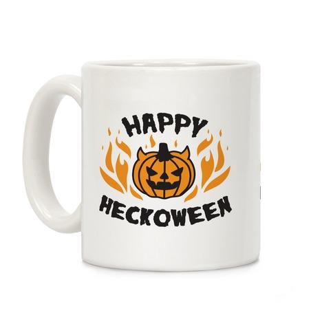Happy Heckoween Coffee Mug