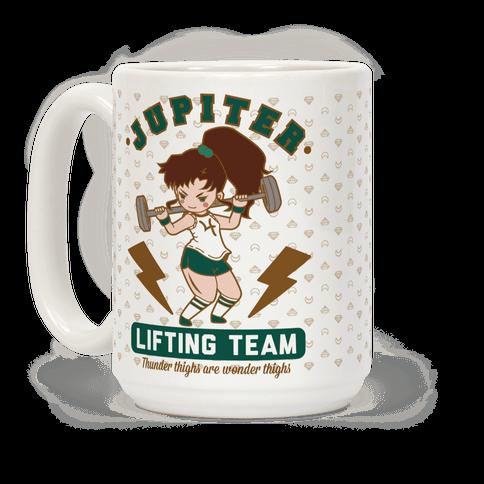 Jupiter Lifting Team Parody
