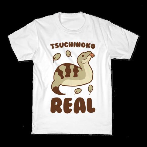 Tsuchinoko Real Kids T-Shirt