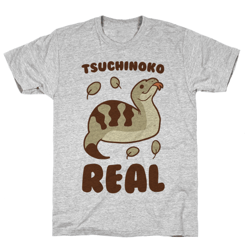 Tsuchinoko Real Mens T-Shirt