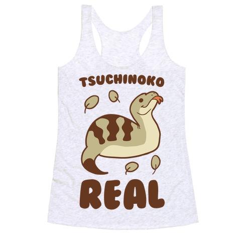Tsuchinoko Real Racerback Tank Top