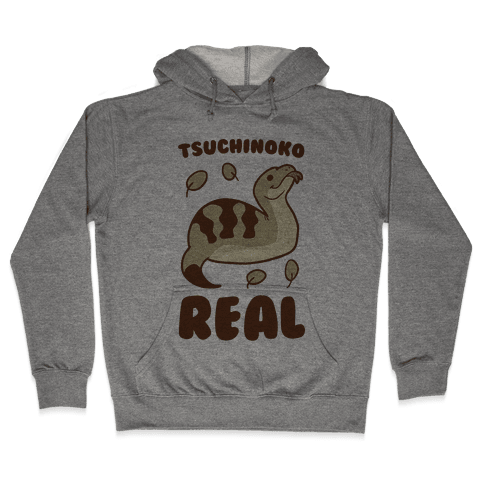 Tsuchinoko Real Hooded Sweatshirt
