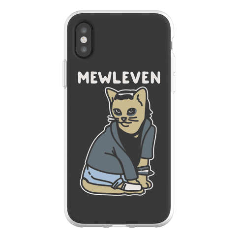 Mewleven Parody Phone Flexi-Case