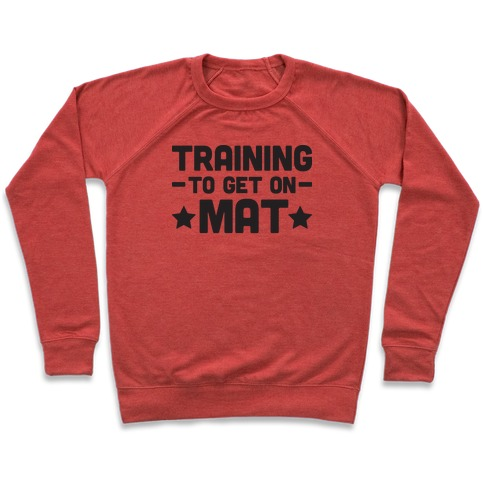 Training To Make Mat Pullover