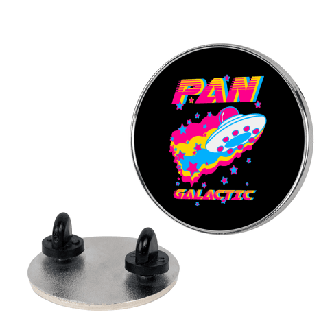 PAN Galactic Pin