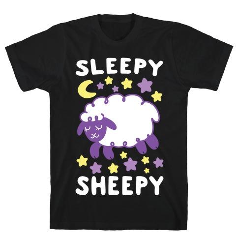 Sleepy Sheepy T-Shirt