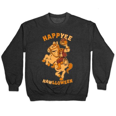 HappYEE HAWlloween Headless Cowboy Pullover