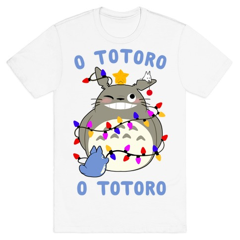 O Totoro, O Totoro T-Shirt