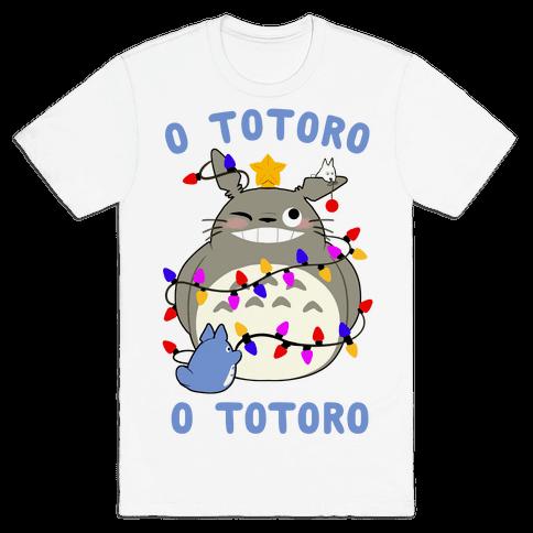 O Totoro, O Totoro Mens T-Shirt