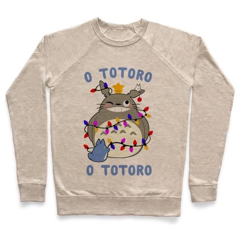 O Totoro, O Totoro Pullover