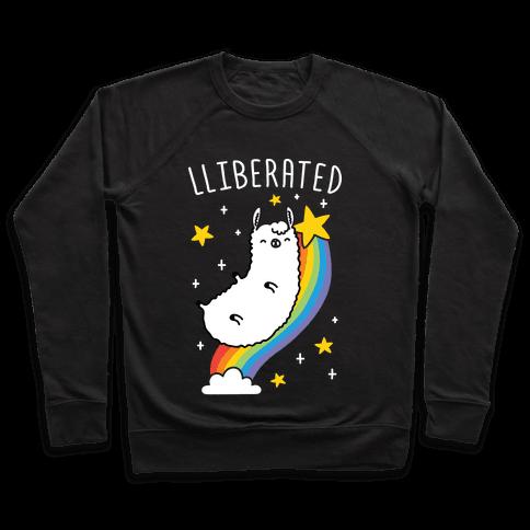 Liberated Llama Pullover
