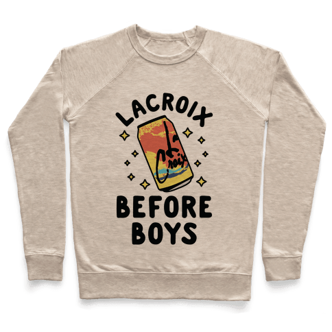 LaCroix Before Boys Pullover