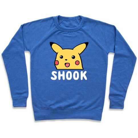 Pika-Shook Pullover