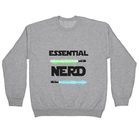 Essential Nerd Star Wars Parody Lightsaber Pullover