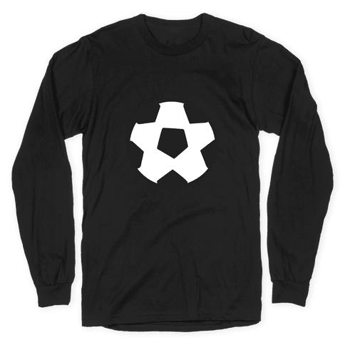 F*** It We Ball (Soccer) Long Sleeve T-Shirt