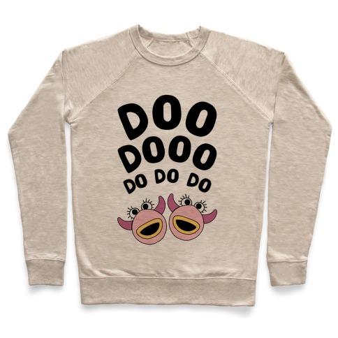 Doo Dooo Do Do Do Muppet Pullover