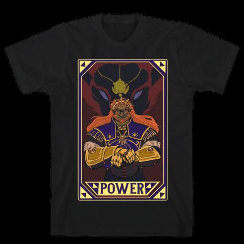 Power - Ganondorf Mens T-Shirt