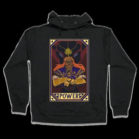 Power - Ganondorf Hooded Sweatshirt