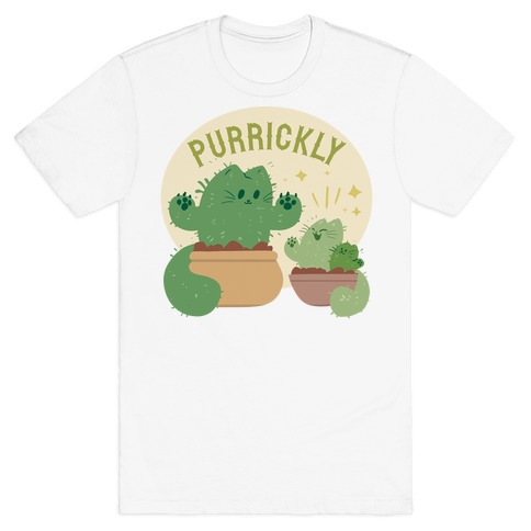 Purrickly! T-Shirt