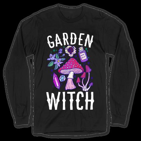 Garden Witch Long Sleeve T-Shirt