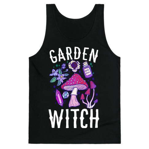 Garden Witch Tank Top