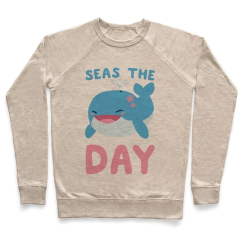 Seas the Day Pullover