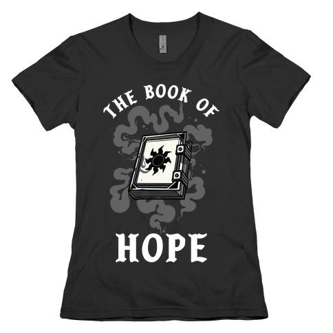 The Book Of Hope White Magic Womens T-Shirt