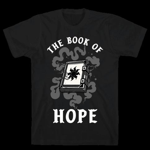 The Book Of Hope White Magic Mens/Unisex T-Shirt