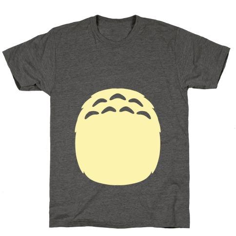 Totoro Tummy T-Shirt