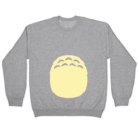 Totoro Tummy Pullover