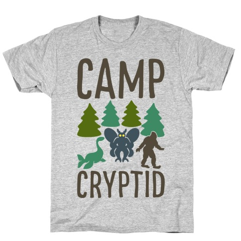 Camp Cryptid T-Shirt