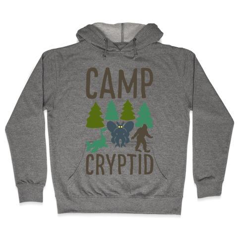 Camp Cryptid Hooded Sweatshirt