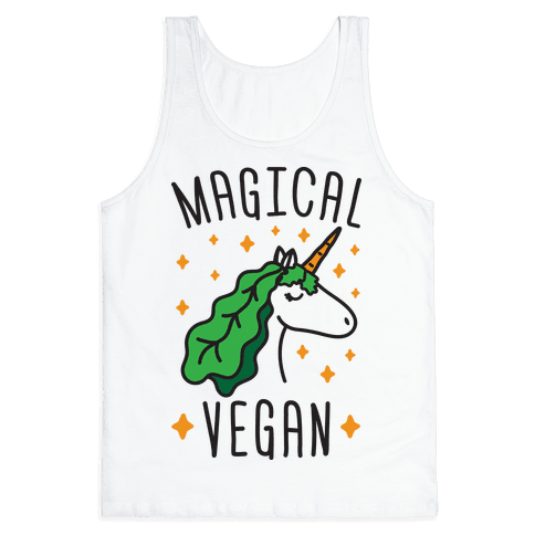 Magical Vegan Tank Top