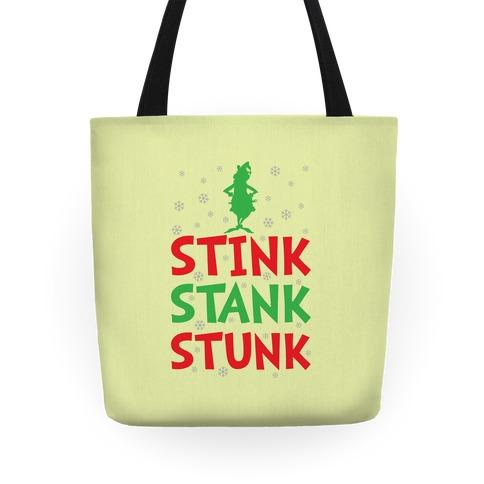 Stink Stank Stunk Tote