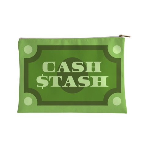 Cash Stash Accessory Bag
