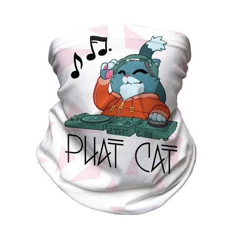 Phat Cat Neck Gaiter