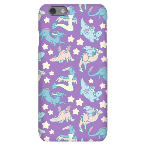 Dreamy Dragon Pattern Phone Case