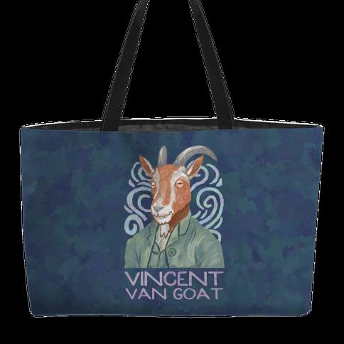 Vincent Van Goat Weekender Tote