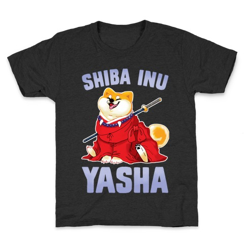 Shiba InuYasha Kids T-Shirt