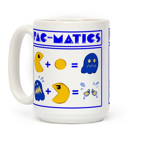 Pac-matics Coffee Mug