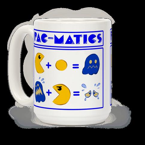 Pac-matics Coffee Mug