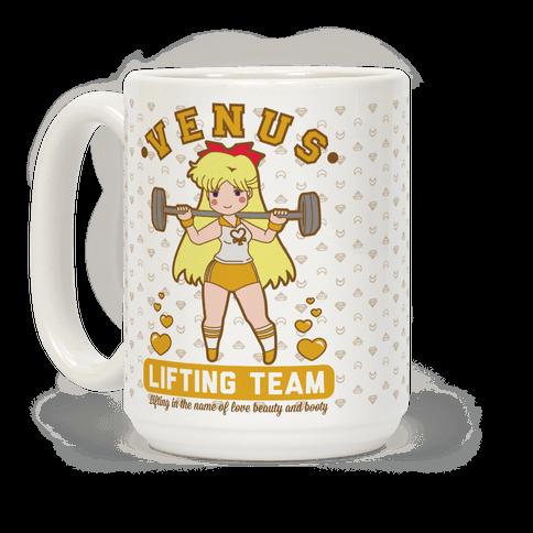 Venus Lifting Team Parody